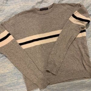 Brandy Melville Striped Sweater O/S